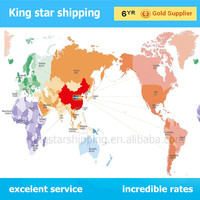 ocean freight forwarder shipping containers to jeddah from china shenzhen guangzhou/shanghai/ningbo etc