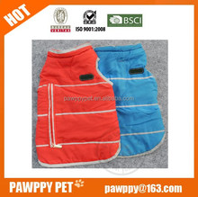 Hot sale waterproof winter dog coats