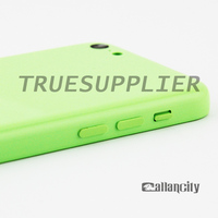 green color for iphone 5c back cover housing replacement