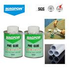 Cimento cola de PVC econômica profissional, excelente Super Econômico PVC Glue, China fábrica de PVC adesiva