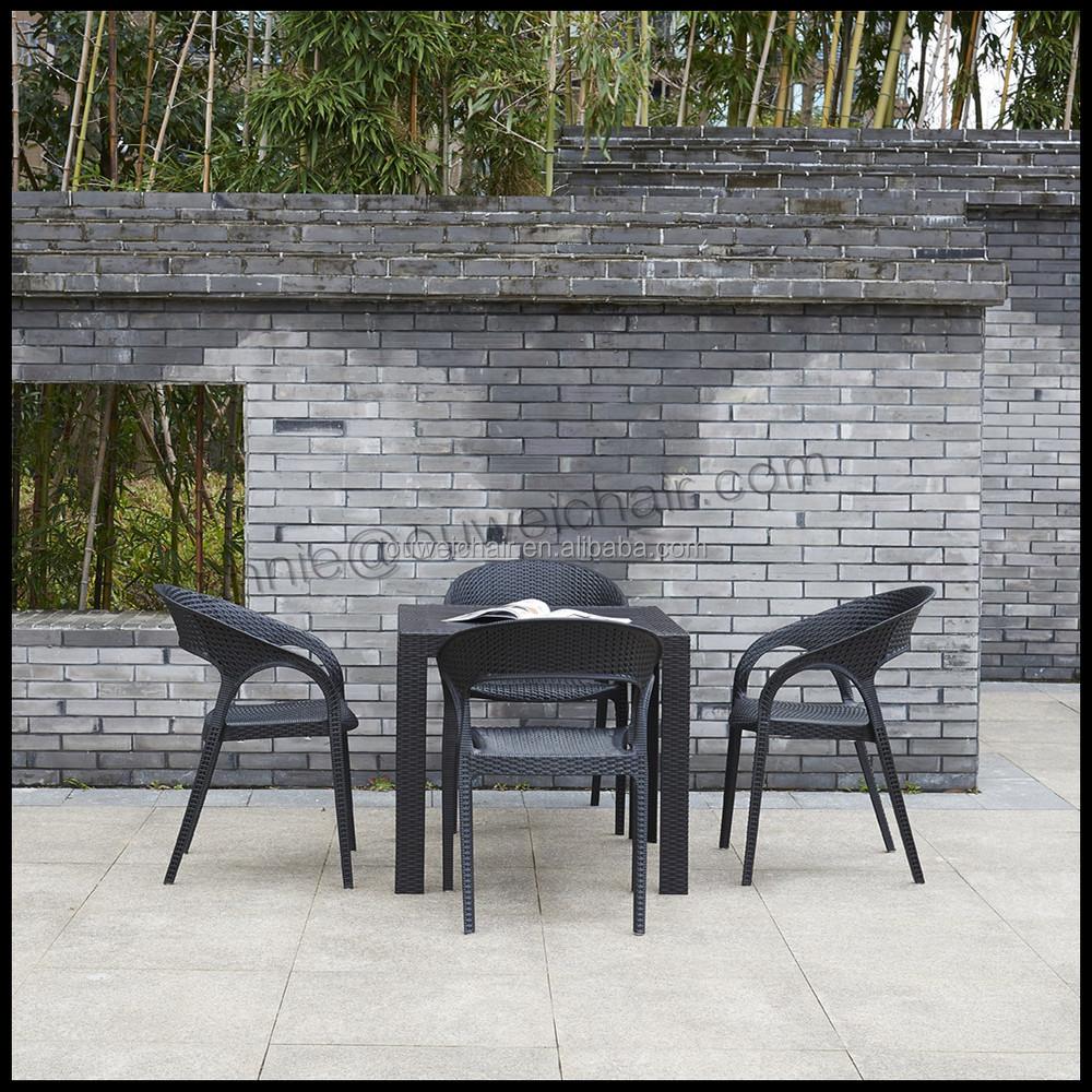 Kitchen veranda creativo - Mobili da esterno in plastica ...