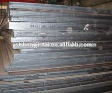 astm a36 laminado en caliente de acero al carbono y hoja de la placa de acero para estructurales generales de servicio