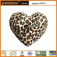 Leadershow design reliable and lovely heart shaped pillow