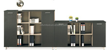 melamine board modern office furniture display cabinet (JO-6036)