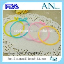 Factory directly sell the cheapest customized Silicone Rubber Bands