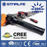 Flexible 2xcree xml u2 led bicycle light