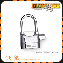 Door Motorcycle Bicycle Cabinet alarm padlock/ high security alarm lock