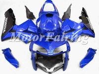 2005 CBR600RR Fairings for Honda CBR 600 F5 05-06 CBR600 F5 CBR600RR 05 06 2005 cbr600rr 2006 cbr 600 rr cbr 600rr blue black F5