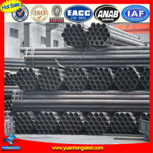 schedule 40 black steel pipe!! best din 2448 st35.8 carbon welded steel pipe! weld steel pipe from Alibaba