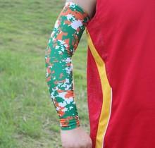 Customized Padded waterproof arm sleeve protective arm sleeve fake arm sleeve tattoos