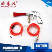 Portable Electrical Turbo Charged Tornador Car Cleaning Gun In China