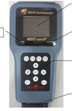 8 in 1 Handheld Motor Diagnostic Tool MST-100P