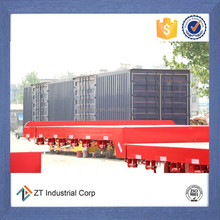 Good price cargo transport amazing van semi trailer