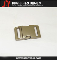 Alloy buckle for climbing,Safety side release metal buckle
