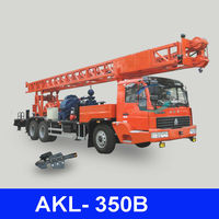 Lowest price only in this month now, AKL-350B rotary pile drilling rigs