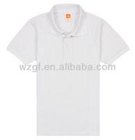 kids clothing , white blank polo shirt