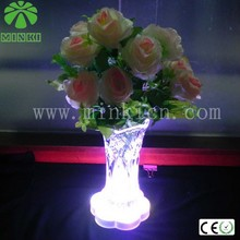 Minki wholesale party color changing led coaster light