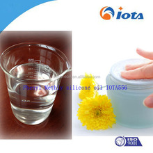 Phenyl Methly silicone oil IOTA556 for castor wax