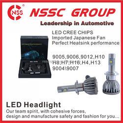 Super Bright LED Headlight Bulb H4 LED Headlight for snowmobile