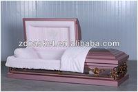16 gauge metal caskets china(1626)