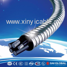 flame retardant free halogen Fire-resistant 150mm xlpe insulated cable