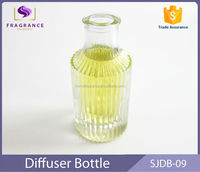 Crystal glass air freshener 80ml air freshener glass bottle
