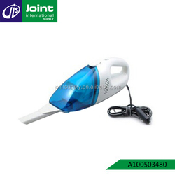 Blue Color High Suction Power Vacuum Cleaner Mini Lightweight And Rechargeable Car Vacuum Cleaner