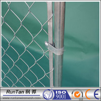 China manufacturer high quality low price wholesale chain link fence post clamp
