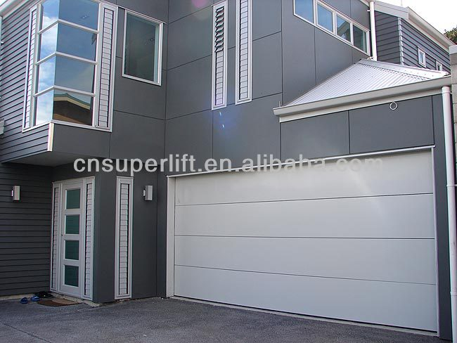 Garage Sliding Screen Door Automatic Sliding Garage Door Louvered