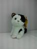 hot and popular plush teddy bear,wearing clothes custom cat toy ,custom mini plush teddy bear toy