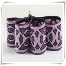 Hot selling and fashion elastic binding tape with jacquard