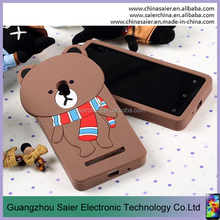new arrive cute silicon smart cover fancy phone case cover for asus zenfone 5