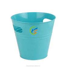 Import china products metal garden bucket
