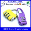 New Design High Security Colorful biometric locks for electrical panels