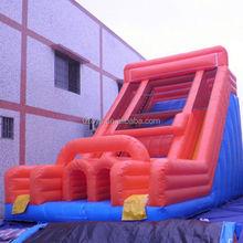 new mini inflatable slide , NO.1933 branded residential inflatable slides