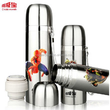 330ML 460ML CP-A3 Double wall 304 stainless steel Vacuum Flasks/Braised lunch box
