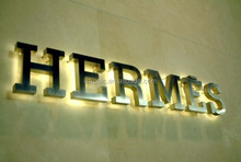Stainless steel led backlit signs, Outdoors Illuminated Channel Letters