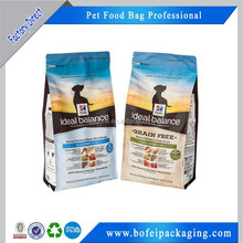 pet food packaging bags/Custom made plastic bag/food grade plastic bags