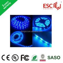Super bright flexible 60PCS Per Meter 5050SMD led strip light