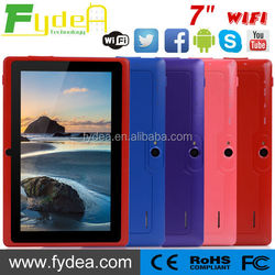 """Cheap China 7"""" Android Tablet 4GB Ram/7 Inch Wifi Android Tablet With Rfid Reader"""