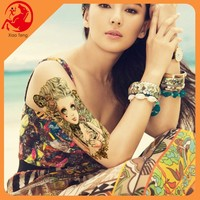 Hot Arm Tattoo Sticker,Eco-friendly Temporary Tattoos For women,Sexy Body Tattoo Sticker From China