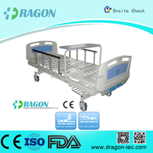 DW-BD174 Qualified Medical Patient Manual Bed with Wheels