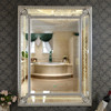 Wall framed mirror,249LED framed mirror,mirror