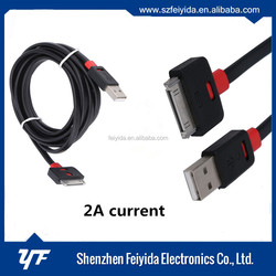 5 Pack Micro USB 2.0 Quick Charging Cable, USB 2.0 Type A Male to Micro B Cable, USB to Micro USB Cable
