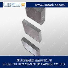 Wear resistant tungsten carbide sheet applied for liner plates