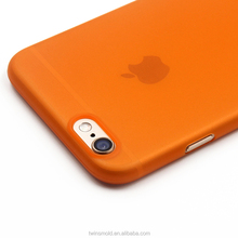 PP material mobile phone case cover for iphone 6,super thin pp cases for iphone 6