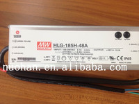 Waterproof led driver ip65/ip67 12v 185w constant voltage dimmable led driver HLG-185H-12