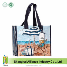 Bopp High Quality Tote Laminated PP Woven Shopping Bag