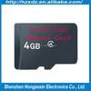 For sd card 4gb mini tf card for digital camera good qualtiy +free adapter
