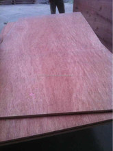bintangor faced, poplar core plywood for outer packing use